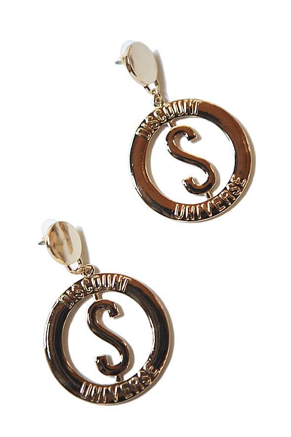 DU earrings-white