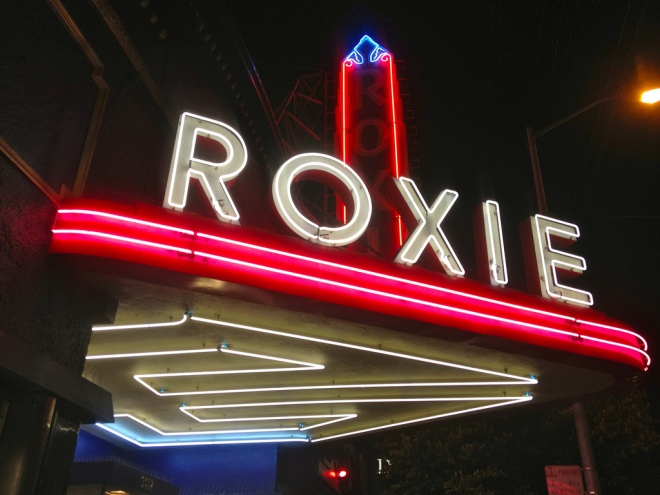 Roxie Theater. Photo credit: nellyben.com