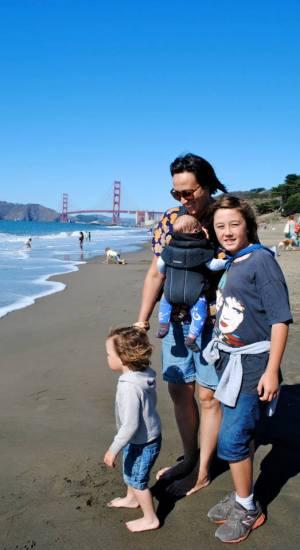 Mama and bears SF