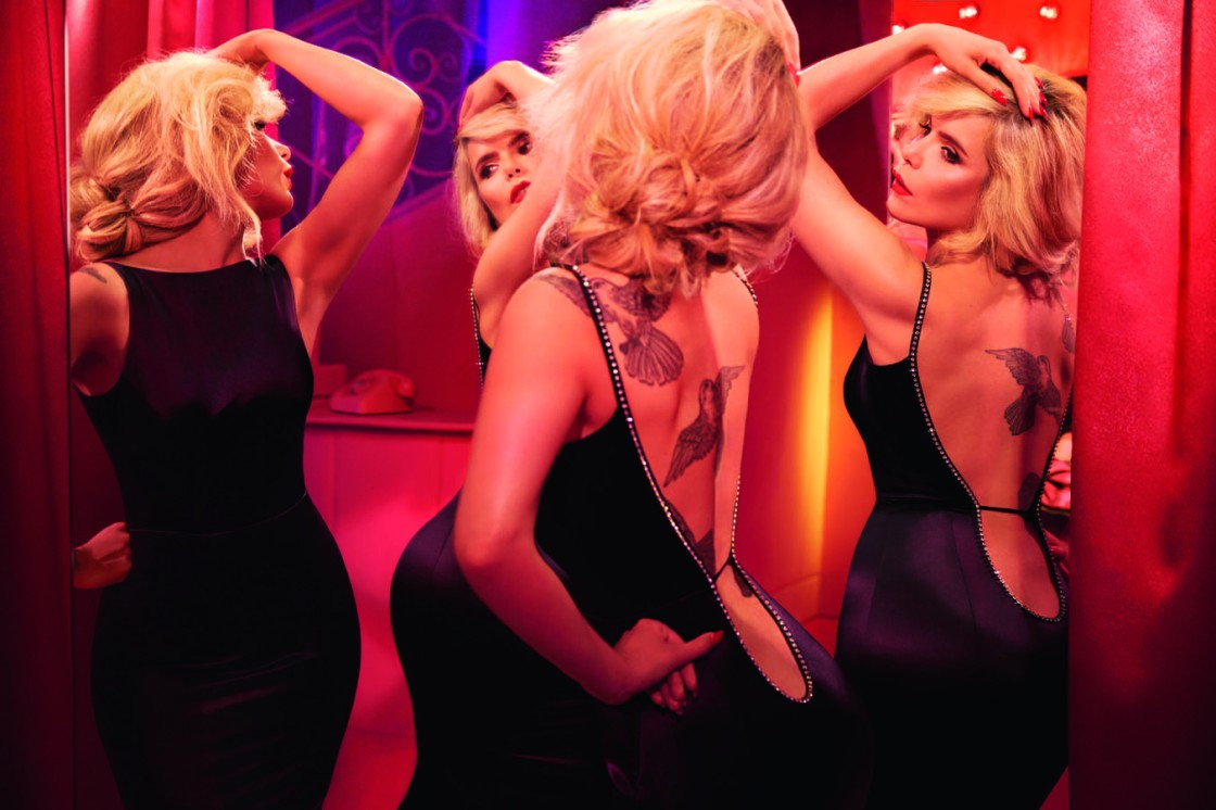 Agent Provocateur AW15  Paloma Faith + Alice Hawkins – The Garb Wire 8a1b1f532
