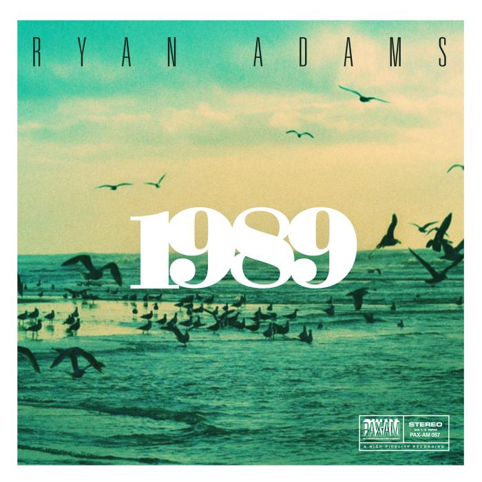 Ryan Adams: 1989 OutNow