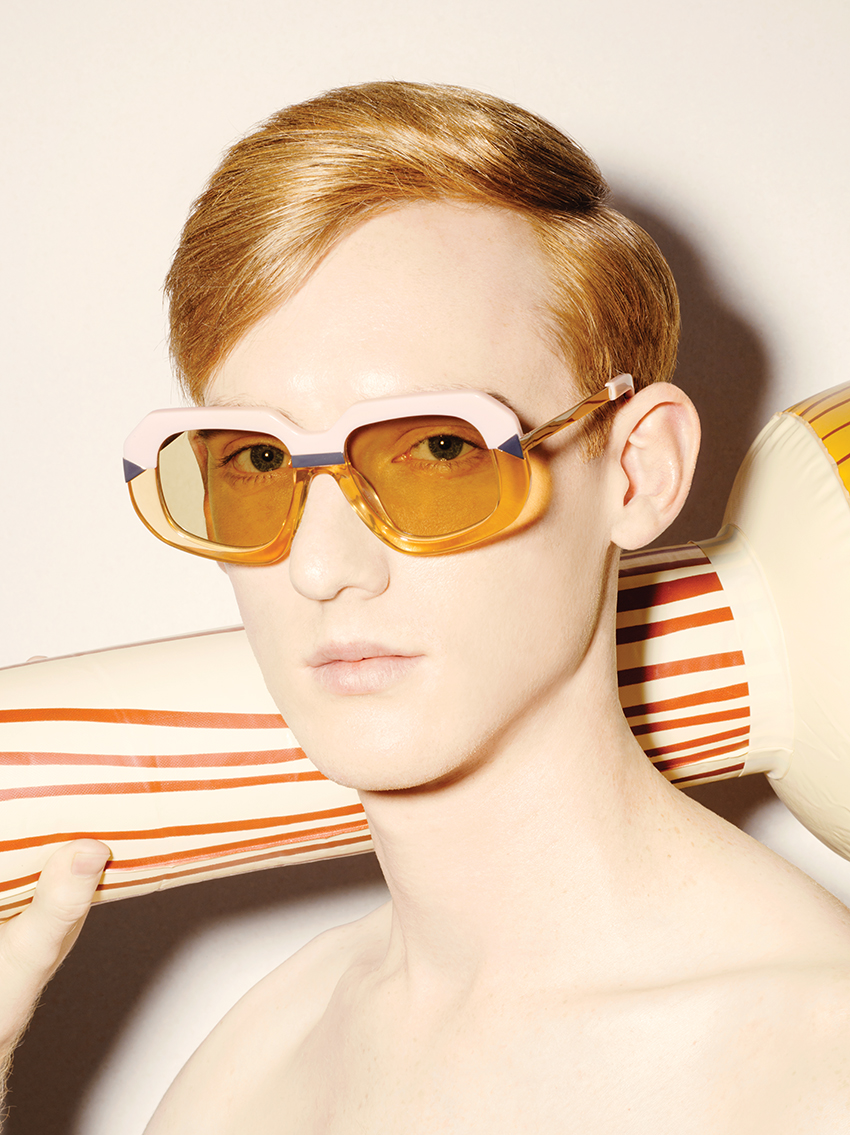3c7dd244d4 Karen Walker Eyewear: Resort 2015 Poolside Collection – The Garb Wire