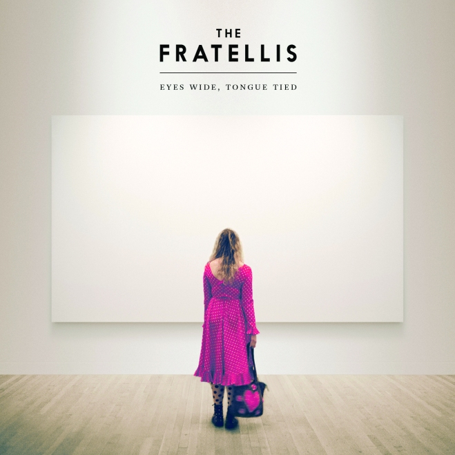 The Fratellis - Eyes Wide, Tongue Tied COOKCD628