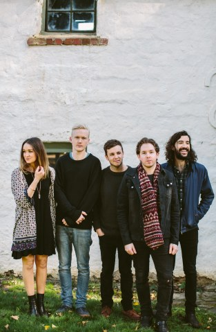 The Paper Kites continue to make waves overseas, and their stories can be found on TGW.