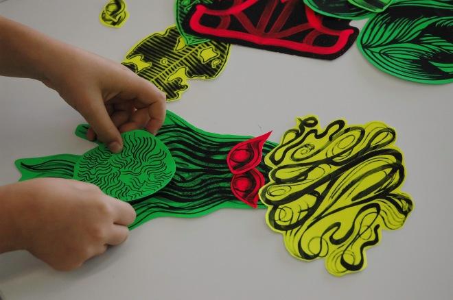 Children's Art Centre APT8 Activity Trial