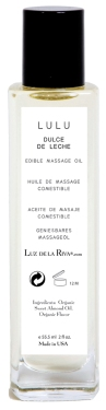 Porte A Vie, Luz De La Riva Lulu Edible Massage Oil