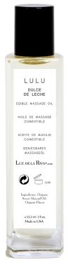 Porte A Vie, Luz De La Riva Lulu Edible Massage Oil