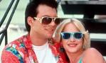 Christian Slater and Patricia Arquette in True Romance