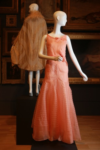 Chanel, Paris fashion house France 1914–1939 Gabrielle 'Coco' Chanel designer France 1883–1971 Evening dress 1931 spring–summer silk (organdie) The Dominique Sirop Collection National Gallery of Victoria, Melbourne