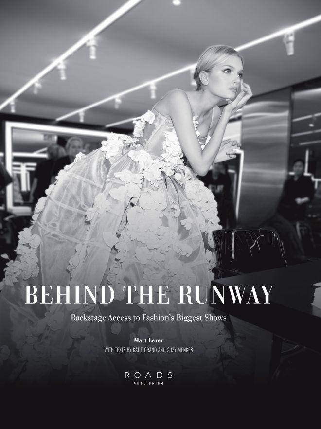 Behind the Runway by Matt Lever (Roads Publishing)