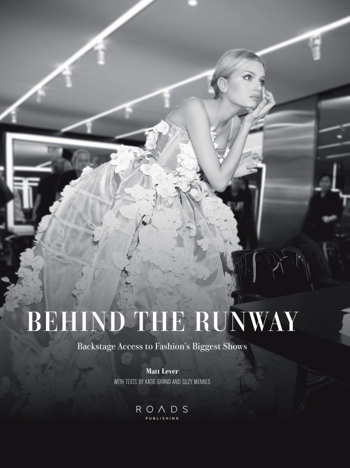 Behind the Runway by Matt Lever (Roads Publishing)