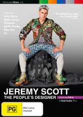 The Garb Wire x Madman Films Jeremy Scott The People's Designer