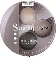 bourjois smoky eyes in nude ingenu and gris lilac