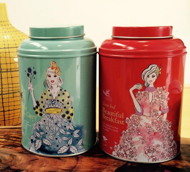 Madame Flavour tins