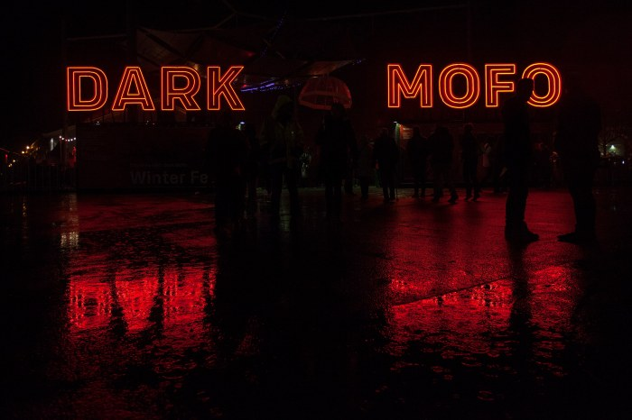 The Garb Wire x Mona Dark Mofo Winter Feast 2015
