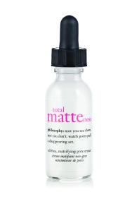 total matteness oil-free, mattifying pore eraser 30ml HI RES