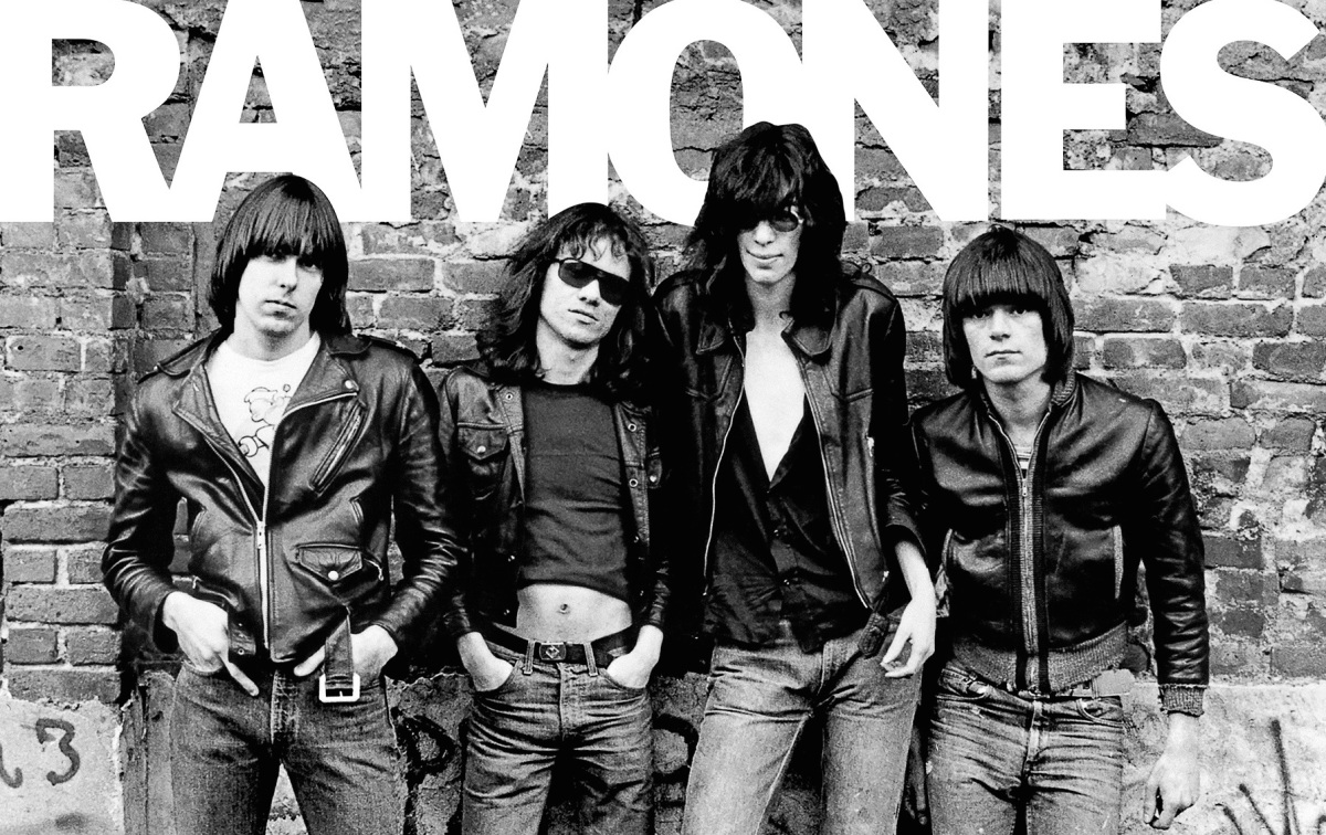 Forty Years of The RAMONES Album