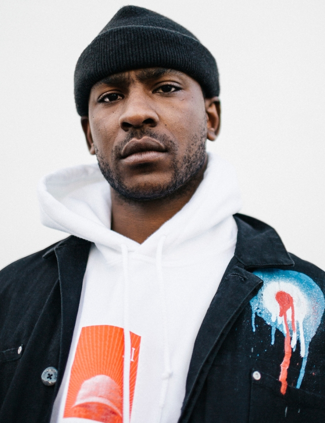 Skepta Press Shot