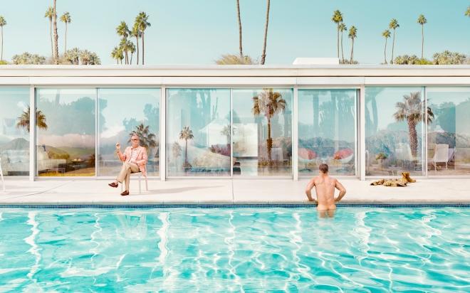 WEST, DEAN  Palm Springs II