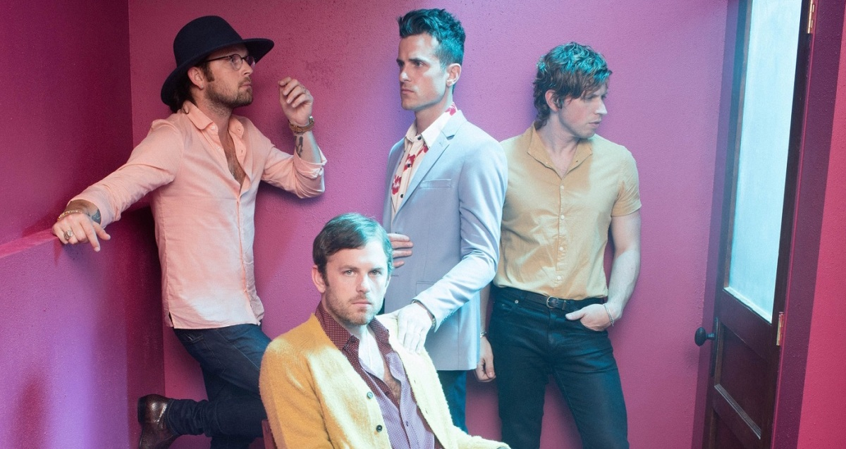 The Walls Come Down: Enter Kings of Leon