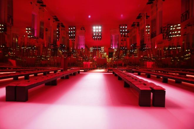 Schiaparelli SS 2015, Couture, Paris.  Credit - Schiaparelli