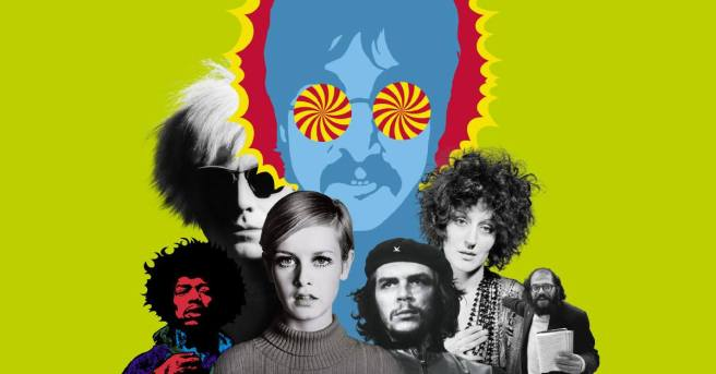 V&A: You Say You Want a Revolution? Records and Rebels 1966 – 1970. Open until Feb 2017