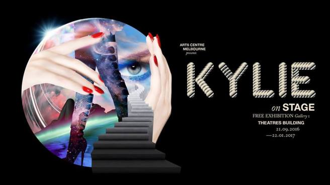 Head to the free Kylie Minogue exhibition at Arts Centre Melbourne
