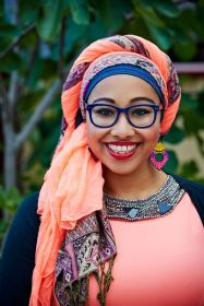 Workshops​ led by industry professionals on topics as broad as live readings, podcast creation, finding your critical writing voice, crafting speculative fiction, demystifying and navigating superannuation for writers, launching a magazine and editing tips. Pictured: Yassmin Abdel-Magied