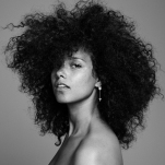 Alicia Keys' new album HERE is out now.