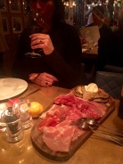 Advanced charcuterie skills at San Carlo Cichetti in Covent Garden