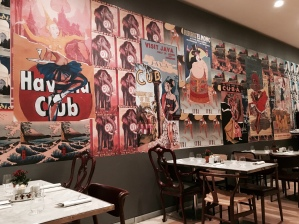 Asia De Cuba restaurant at St Martin's Lane Hotel
