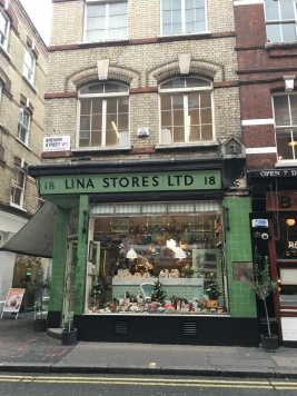 Lina Stores Ltd. Mint. Check.