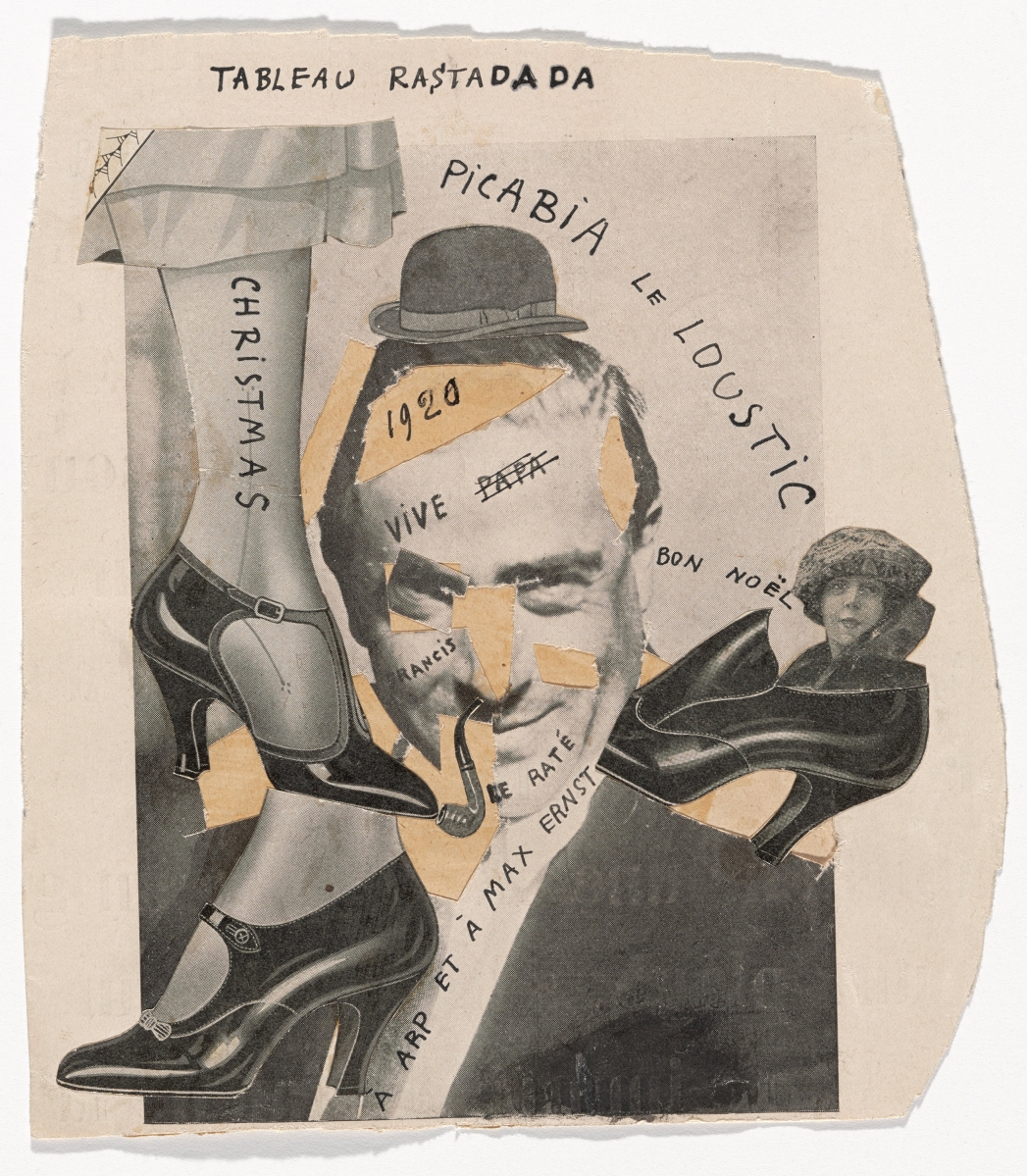 In New York: Francis Picabia 'Our Heads Are Round So Our Thoughts Can Change Direction'