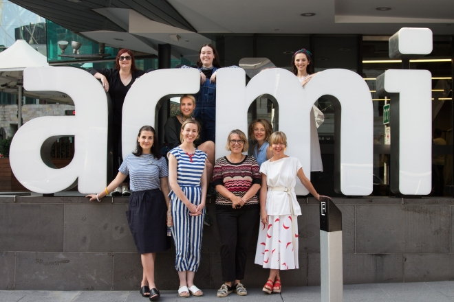 ACMI + RMIT collaborators 2