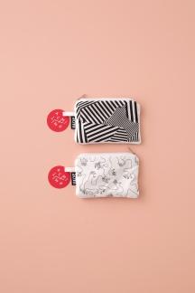 ACMI x RMIT Jarnah + Jane Cosmetics bags