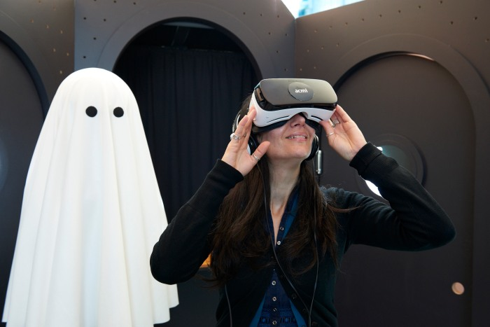 ACMI - Ghosts, Toast and the Things Unsaid
