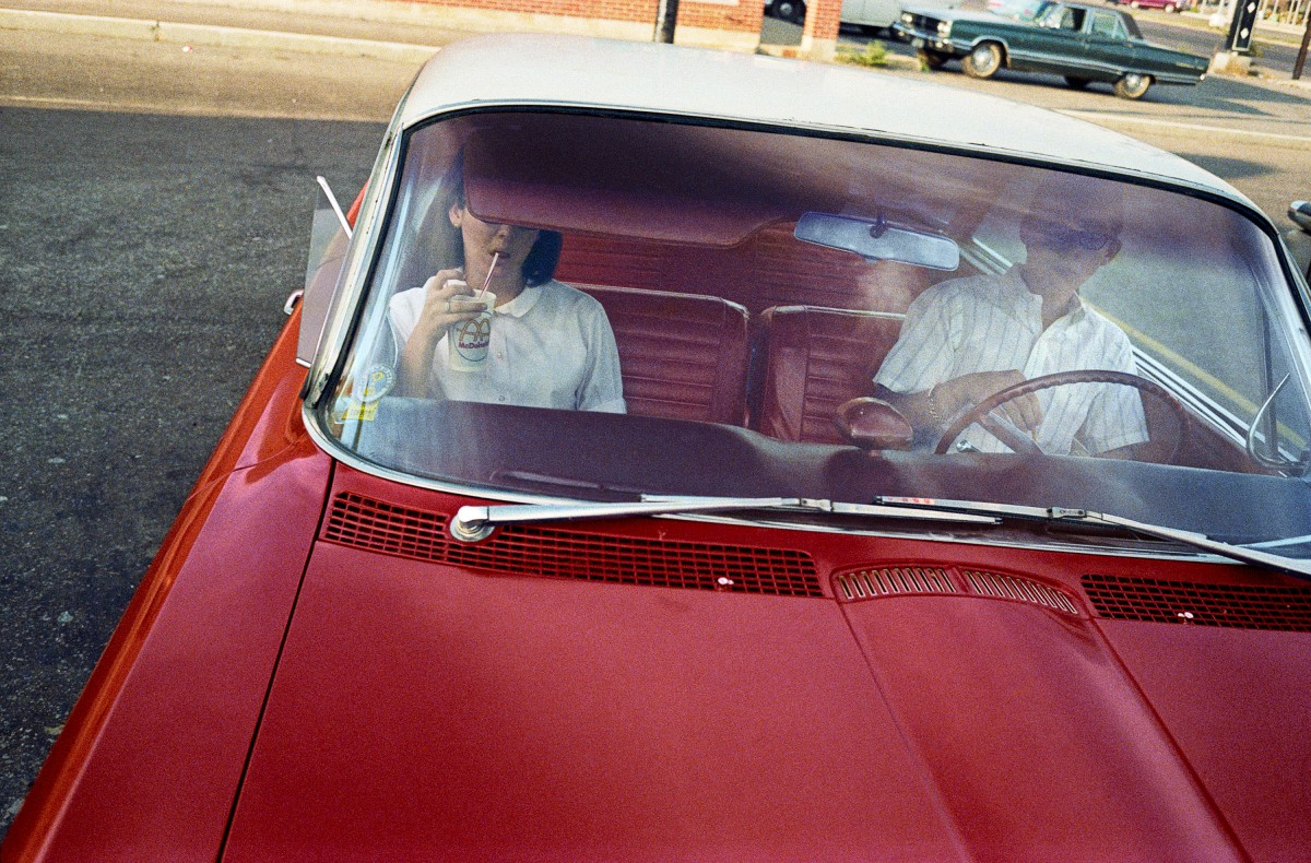 In Melbourne: William Eggleston Portraits at NGV until 18 June