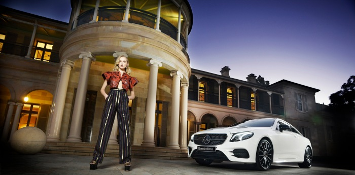 It's On: Mercedes-Benz Fashion Festival Brisbane2017