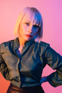 18 August: ARIA nominated Olympia, performing tracks from debut album Self Talk. at GOMA Up Late.