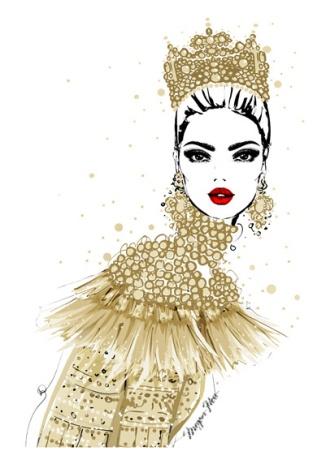 Kingdom: Balenciaga Queen