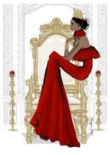 Kingdom: McQueen Throne