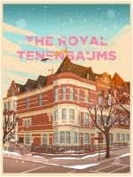 """BAD DADS VIII George Townley """"The Royal Tanenbaums"""""""
