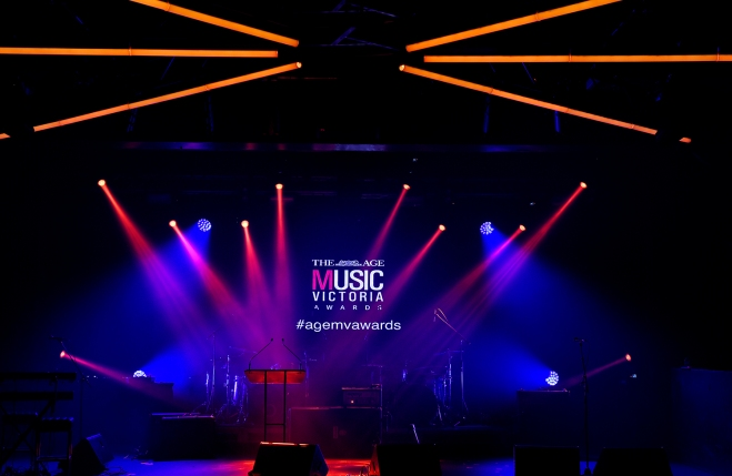 The Age Music Victoria Awards in Australia
