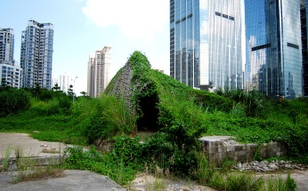 Urban Ecology: City as Living Systems Image credit: Bug Dome by WEAK! Image: Movez