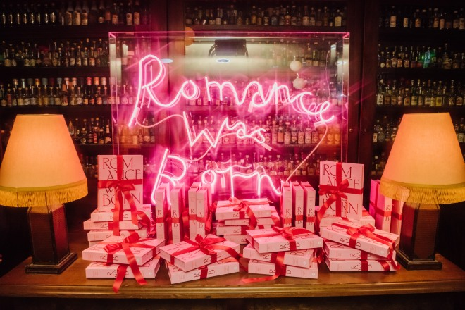 ROMANCE WAS BORN