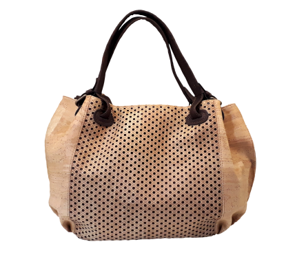 Cork and Co Dotty Bag