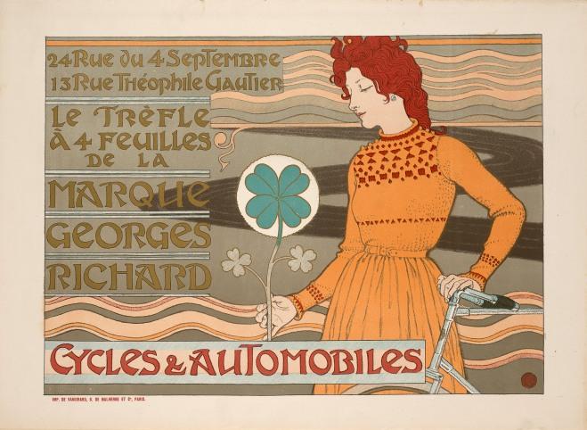 Eugène Grasset 1899 poster