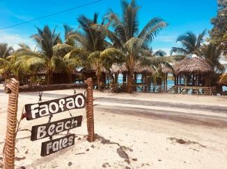Faofao Beach Fales