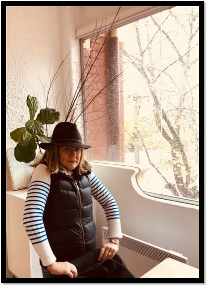 Keryn Nossal hat