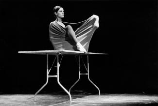Lucinda Childs, PeterMoore©03.02.64.D37